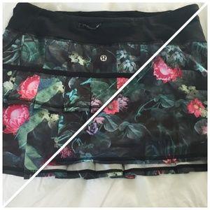 Rare regular 6 jungle skirt skort